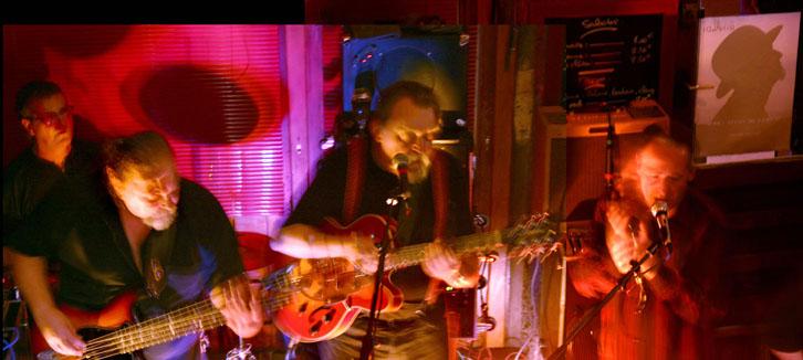 Jack Mono Blues en Club