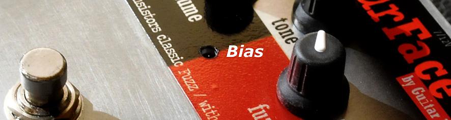 LikeYourFace, Fuzz à deux transistors, bias
