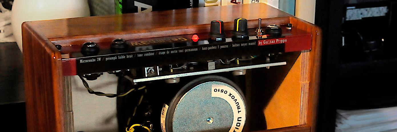 3W microCombo with 13cm speaker