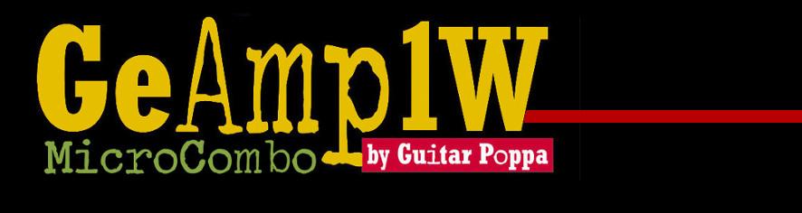 MicroCombo1W par Guitarpoppa - MicroAmpli vintage